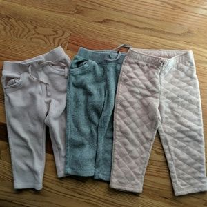 Set of 3 Gap Sweat pants